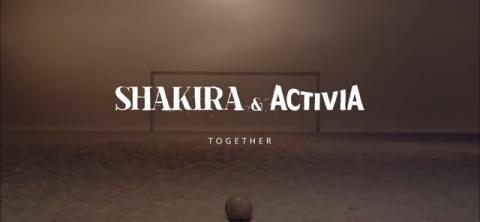 Shakira and Activia