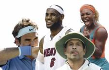 A legeladottabb sportolók 2014-ben