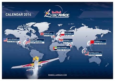 Red Bull Air Race Calendar_2014