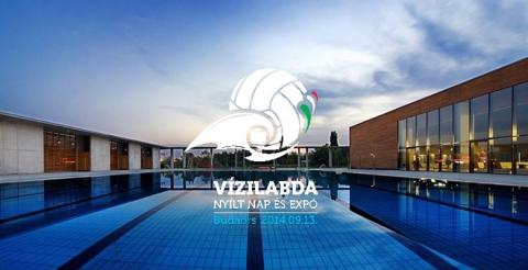 Vízilabda Nyílt Nap és Expo logó