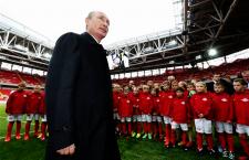 Újabb stadion készült el a 2018-as labdarúgó világbajnokságra