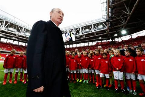 Vlagyimir-Putyin-az-Otkrytie-Arena-megnyitóján