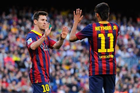 Messi és Neymar