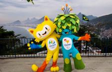 Bemutatták a riói olimpia kabalafiguráit