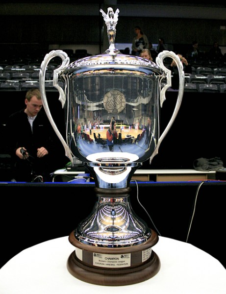 EHF Champions League Trophy