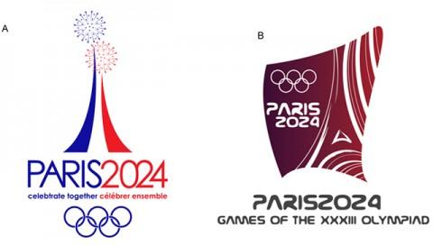 Párizsi olimpiai logó tervek