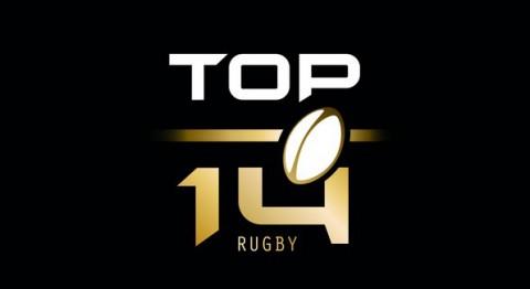 Rugby Top 14 logó
