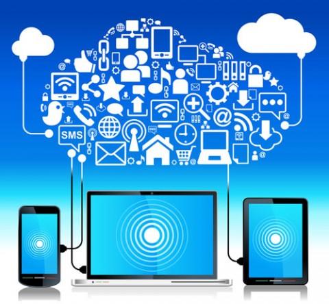 Összekapcsolt mobil eszközök