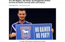 No Bajner, no party?