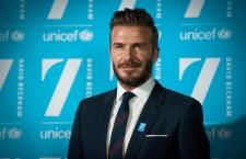 A gyermekekért fogott össze David Beckham és az UNICEF