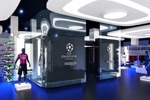 UEFA Champions League Experience Museum