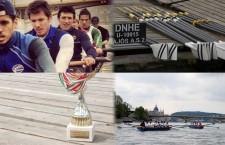 Hagyomány és újítás: látványos evezős verseny a budapesti Dunán