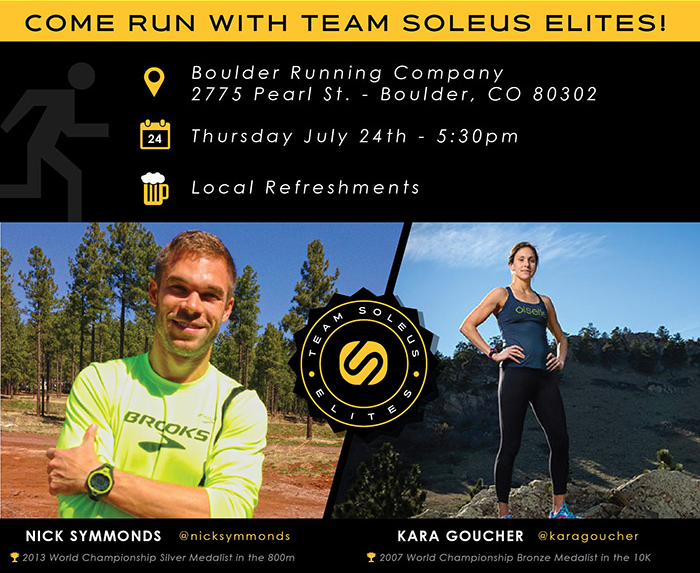 Nick Symmonds Soleus