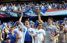 Startup programot indított a Los Angeles Dodgers