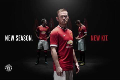 New Season New Kit