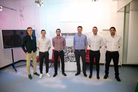 A-sportmarketing-meetup-szervezőcsapata