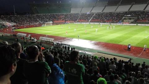 Magyar válogatott meccs a Puskás stadionban