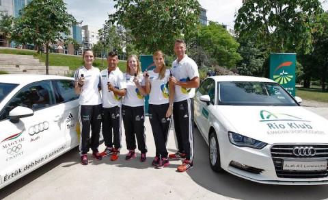 Rio Klub sportolók