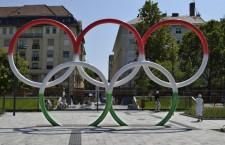 Olimpiai ötkarika Budapesten