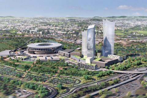 Az AS Roma új létesítménye kapcsán már kiemelten hangsúlyos szerepet kap annak környezete is