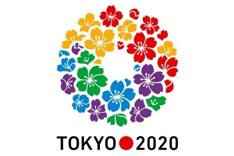 Tokió 2020 logó
