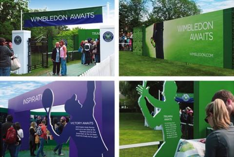 Wimbledon awaits kampány 2013