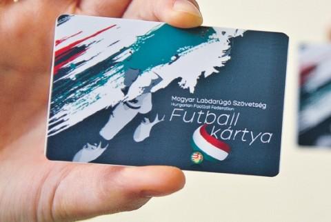 MLSZ futball kártya