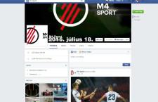 M4 Sport Facebook esettanulmány