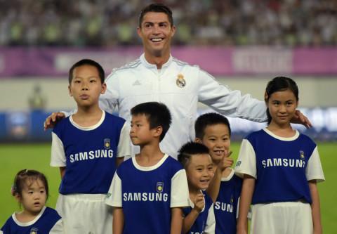 Cristiano Ronaldo a legnépszerűbb