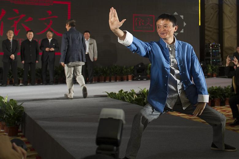 Jack Ma Yun, az Alibaba alapítója
