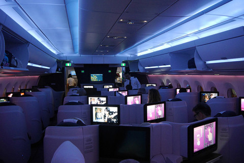 Qatar-Airways-Business-Class-Cabin