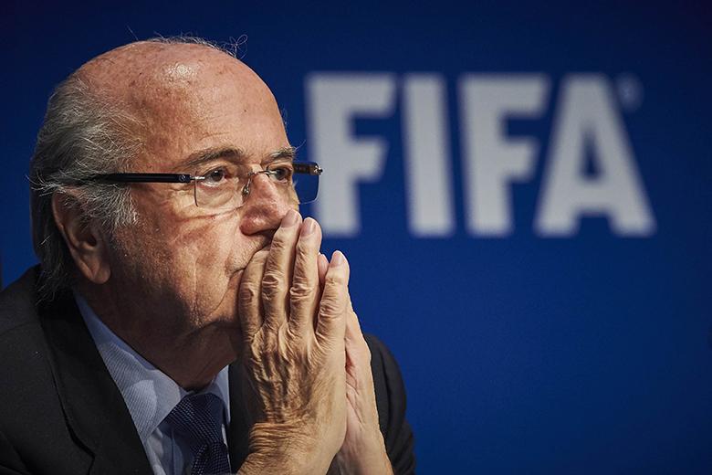 Blatter-bajban