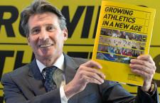 A krikett mintájára reformálná meg az atlétikát az IAAF elnöke