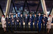Az ATP World Tour az Emirates-szel szárnyal tovább
