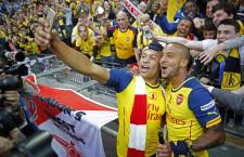 Szurkolói Instagram fotó díszíti majd az idei FA-kupa döntő jegyeit