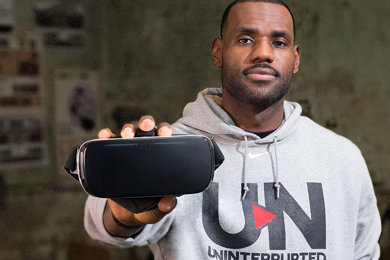 LeBron-James-GearVR