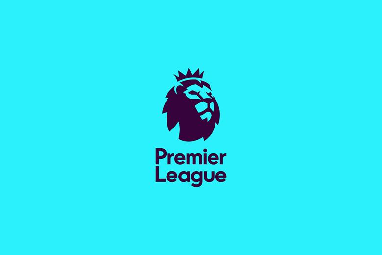 A Premier League új logója.