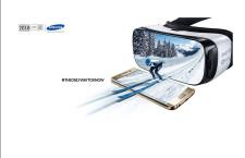 Élő virtuális valóság tartalmat szolgáltat a Samsung a téli ifjúsági olimpiáról