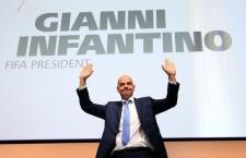 Gianni Infantino lett Sepp Blatter utódja a FIFA élén