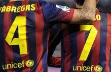 UNICEF: együtt tovább a Barcelonával a gyermekekért