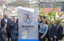 Bemutatták a budapesti olimpiai pályázat logóját