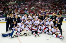 Supergroup készítette a magyar jégkorong válogatott vb-indulóját