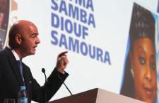 Először lett női főtitkára a FIFA-nak