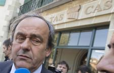 A Nemzetközi Sportdöntőbíróság sem adott neki igazat, Platini lemond az UEFA elnökségről
