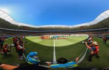 360-fokos képek készülnek a riói olimpiáról