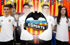 A Valencia eSport csapata