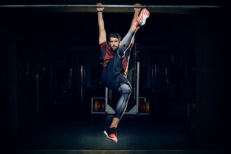 Michael Phelps ez Under Armour reklámjában