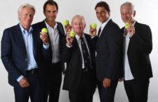 Federer és Nadal egy oldalon, jövőre indul a Laver Cup!