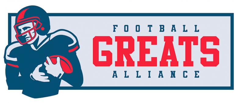 A The Football Greats Alliance logója