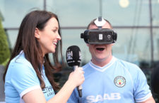 Virtuális valóság alkalmazást adott ki a Manchester City